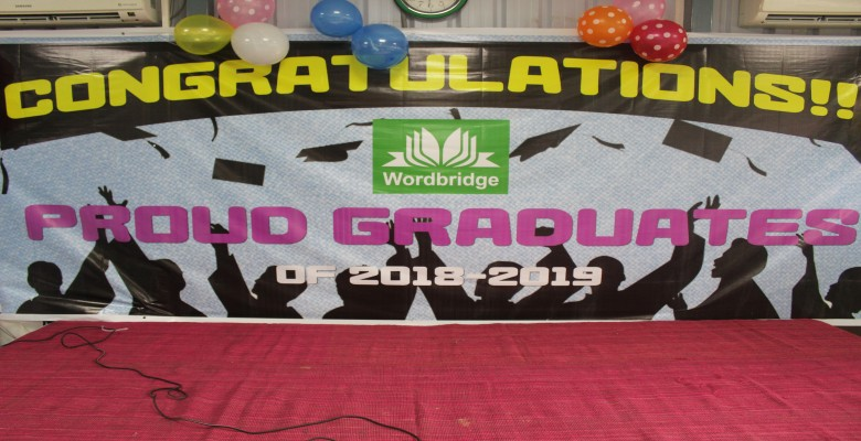 Graduation Ceremony and Final Report Card Day, 2018-19